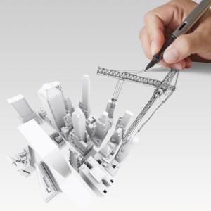 Urban Plan drawing
