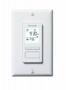 Honeywell's Econoswitch: Clean design and slim profile