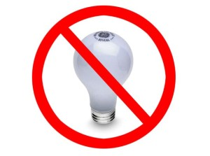 Is the incandescent light bulb banned?