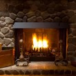 Fireplaces are the most popular form of wood heating