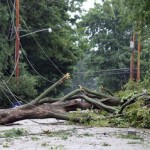 Storms can cause power outages that last days or weeks
