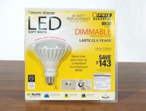 FEIT BR30 13W LED Flood Light