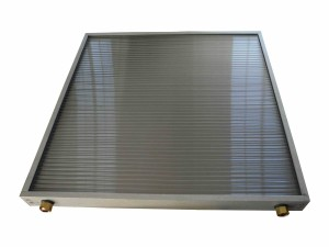 Solar Hot Water Heater Circulation Panel