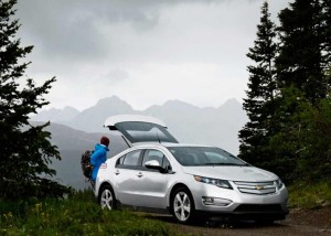 Chevy Volt Plug-In Hybrid Electric