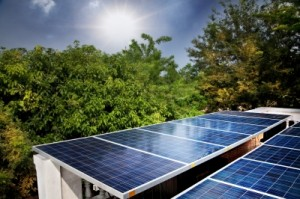 Net metering allows you to benefit from the energy produced all day long