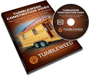 Tumbleweed Tiny House DVD