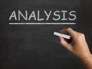 Energy auditors provide an analysis of a buildings energy efficiency