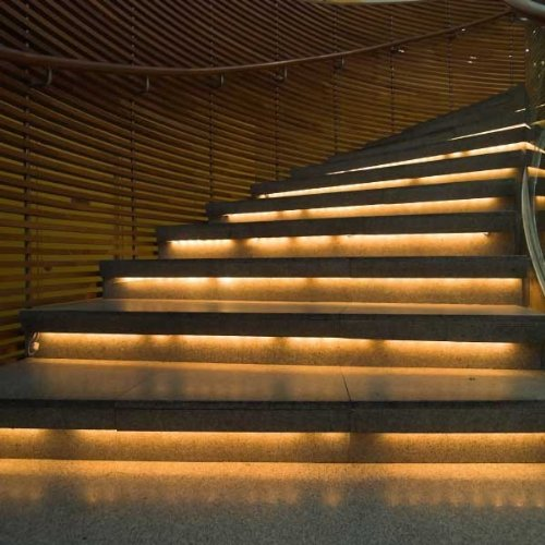Lighting Basement Washroom Stairs: Fuel Neighbor Envy With Stunning LED Light Strips