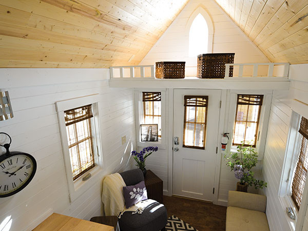 Could you live in a Tiny House under 200 square feet