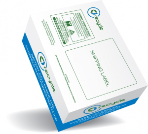 Battery Solutions offers these easy to use recycling kits
