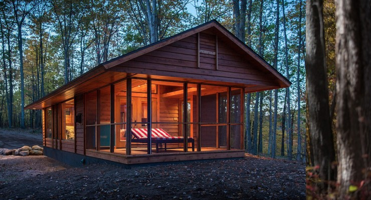 Beautiful! - Escape King Tiny House