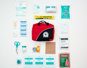 Ultralight First Aid Kit has you covered for bumps, blisters, cuts and more...