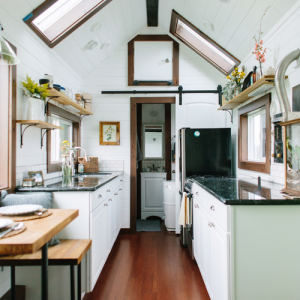 Humble Homes Turtle Tiny House Interior