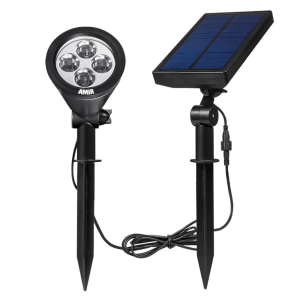 Your Handy Guide To Wireless Outdoor Landscape Lights Solar